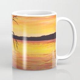 3 Visions Art Sunset Trio part 1 Coffee Mug