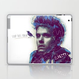 John Mayer Portrait Laptop & iPad Skin