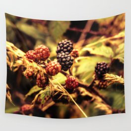 Fruits of the Forest Wall Tapestry