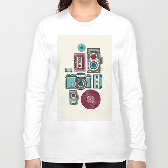 AnalogZine. Long Sleeve T-shirt