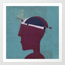rollhead Art Print