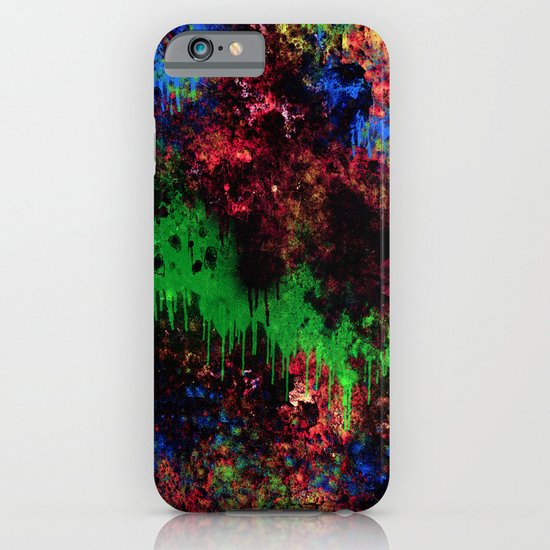 The Night Turns To Rust iPhone & iPod Case