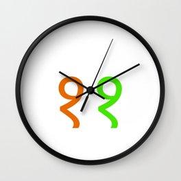 Eleven Wall Clock