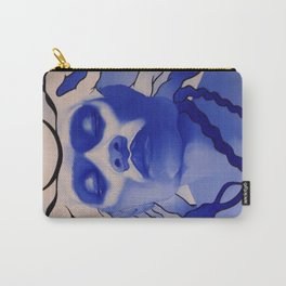 Blue Kee Pouch Carry-All Pouch