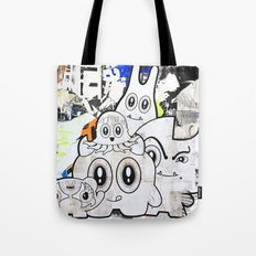Sugar Monsters Tote Bag