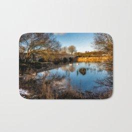 Pont Pen y Llyn Bridge Bath Mat