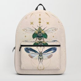 Moon insects Backpack