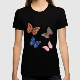Butterfly Rainbow T-shirt