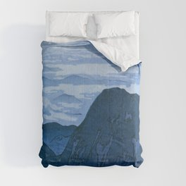 Yoshida Hiroshi - Japan Alps 12, Eboshidake Morning Sun - Digital Remastered Edition Comforters