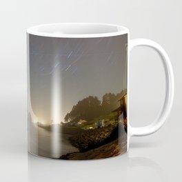 Neskowin Startrails Coffee Mug