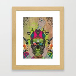 Revolt Framed Art Print