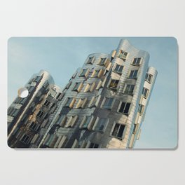 Twisted Building Cutting Board