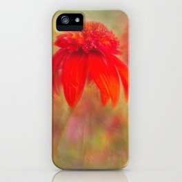 The Red Queen iPhone Case