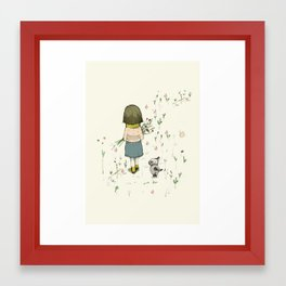juntos Framed Art Print