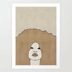 Female Two Art Print