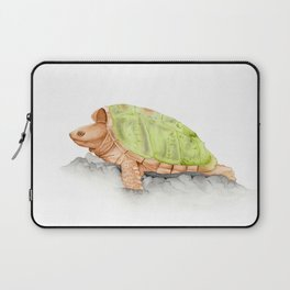 Snapping Turtle Laptop Sleeve