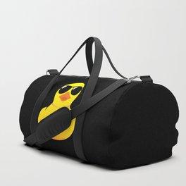Cool Rubber Duck Duffle Bag