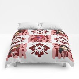 Season Fashionista - Mars Comforters