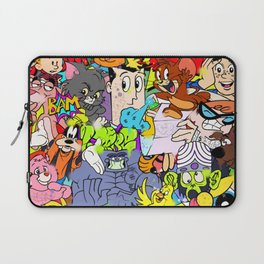Defective Cartoon 01 Laptop Sleeve
