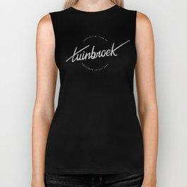 "Tuinbroek - The Dutch for ""Dungarees"" Biker Tank"