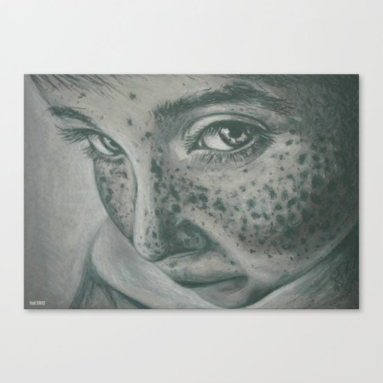 pecas! Canvas Print