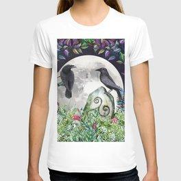 Raven Moon Magick T-shirt