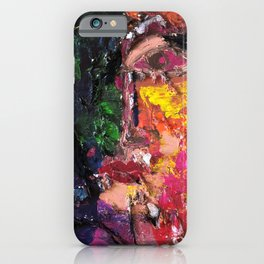 Born to Blend iPhone Case