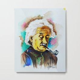 State of Einstein Metal Print
