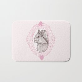 Cameo Squirrel Bath Mat