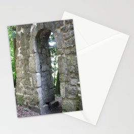 Ruins of Asseburg Stationery Cards