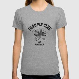 Dead Fly Club (Dark Logo for Shirts) T-shirt