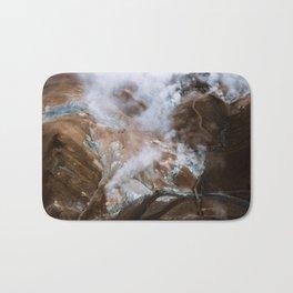 Kerlingarfjöll Mountain Range In Iceland - Landscape Photography Bath Mat