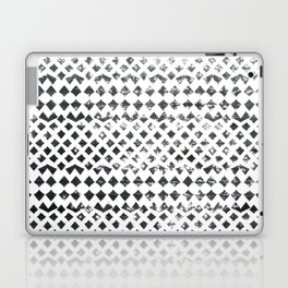 Glimmering Sea Water Mosaic Laptop & iPad Skin