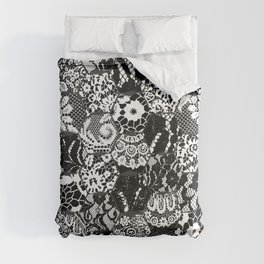 gothic lace Comforters