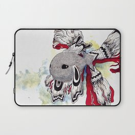 Bubble Fish Laptop Sleeve