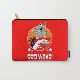 Republican Elephant Red Wave Midterm Vote 2018 Carry-All Pouch