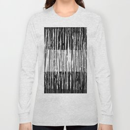 Abstract Composition 691 Long Sleeve T-shirt