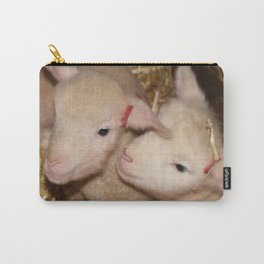 Lamb Twins  Carry-All Pouch