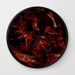 Wandering Soul Wall Clock
