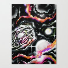 Cosmic Candy Canvas Print