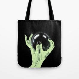 Crystallomancy Tote Bag