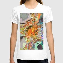 Golden Veins A T-shirt
