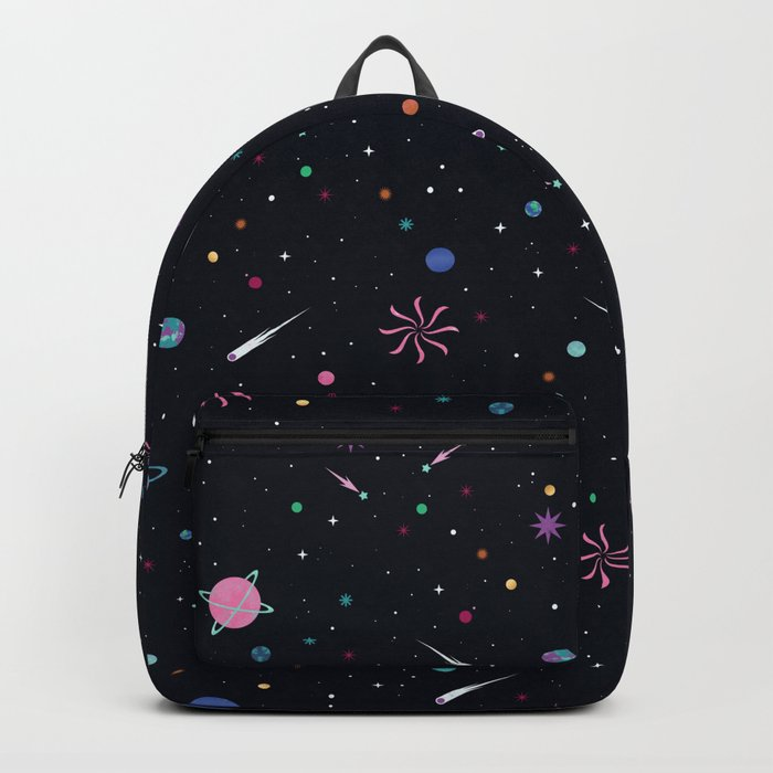 Planets Backpack