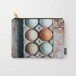 Farm Eggs Carry-All Pouch