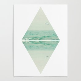 Parallel Waves Poster