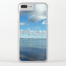 Ystad Clear iPhone Case