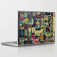 sticker Laptop & iPad Skins featuring sticker by gzm_guvenc