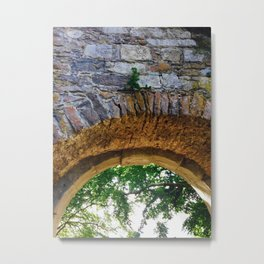 Inspiration Gate Photography Metal Print