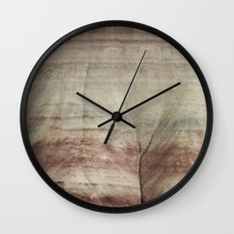 Hills as Canvas, No. 2 Wall Clock