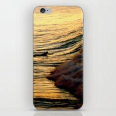 Sunset Wave iPhone & iPod Skin